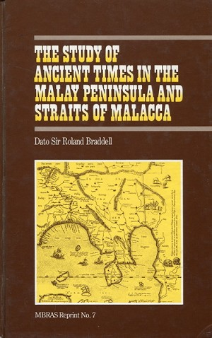The Study of Ancient Time in the Malay Peninsula and Straits of Malacca